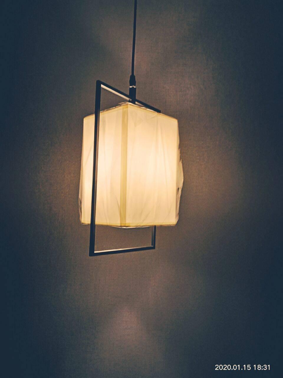 时光里的灯笼