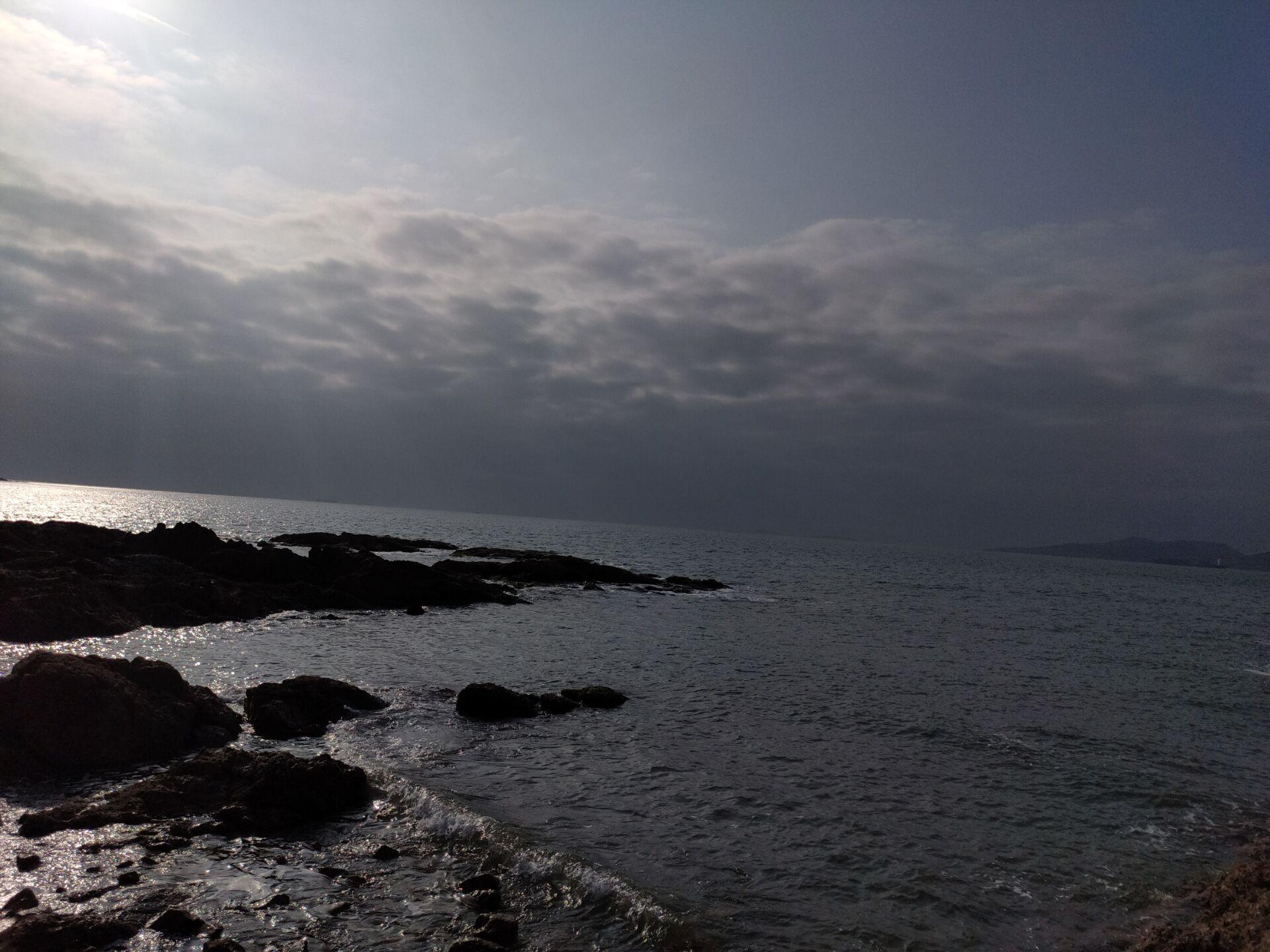 除夕之前的海|青岛栈桥