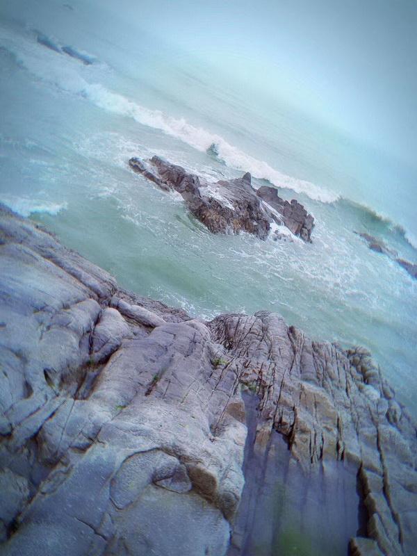 """大海是一本""""书"""""""