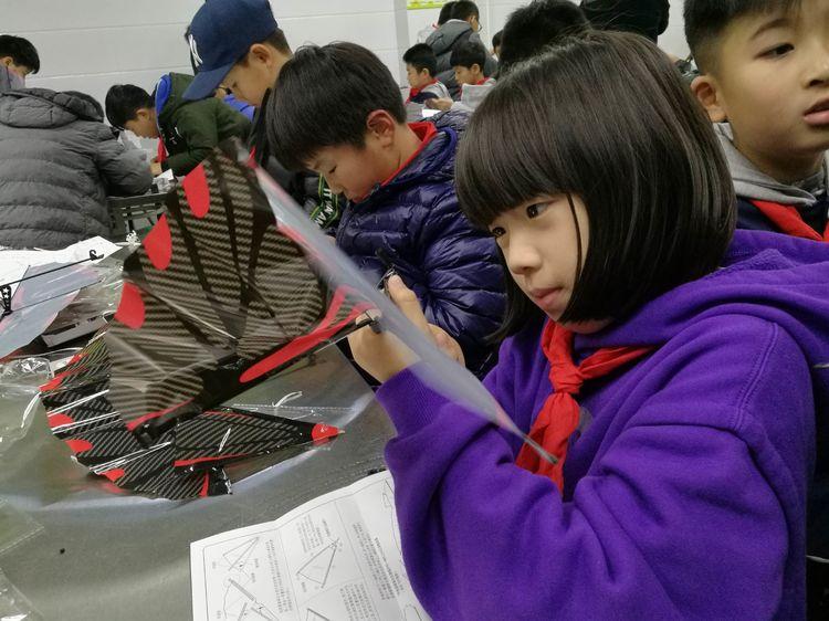 影集:青岛市南区东一学区科普活动示范基地成立仪式花絮